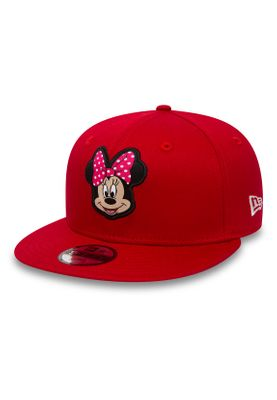 New Era Disney Patch 9Fifty Kinder Snapback MICKEY MOUSE Rot