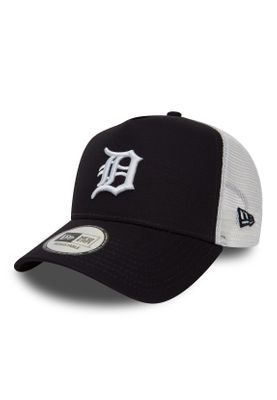 New Era Team Essntl Trucker Adjustable Cap DETROIT TIGERS Dunkelblau