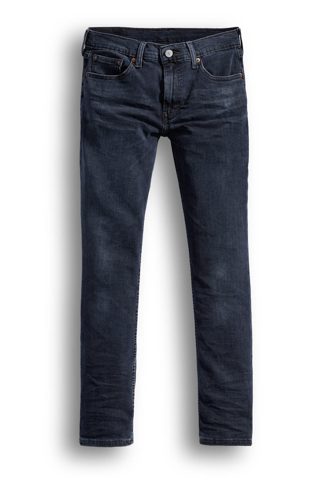 levis herren jeans 511 slim fit 04511 2090 dunkelblau. Black Bedroom Furniture Sets. Home Design Ideas