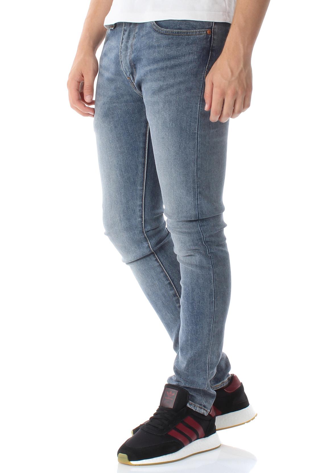 levis herren jeans 519 extreme skinny advanced stretch. Black Bedroom Furniture Sets. Home Design Ideas
