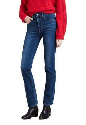 Levis Damen Jeans 724 HIGH RISE STRAIGHT 18883-0023 Blau – Bild 0