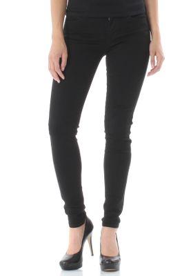 Levis Damen Jeans 710 SUPER SKINNY 17780-0039 Schwarz – Bild 1