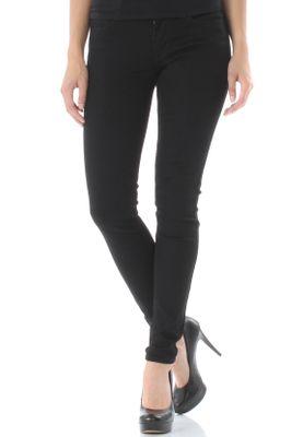 Levis Damen Jeans 710 SUPER SKINNY 17780-0039 Schwarz – Bild 0