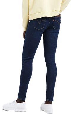 Levis Damen Jeans 710 SUPER SKINNY 17780-0032 Blau – Bild 2