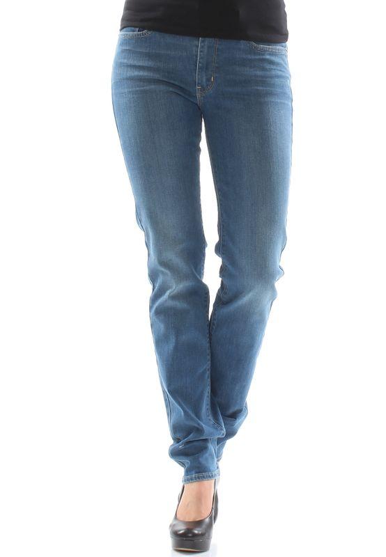 Levi´s Damen Jeans 712 SLIM FIT 18884-0004 Blau Ansicht