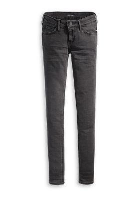 Levis Damen Jeans LINE 8 LOW SUPER SKINNY 29420-0008 Schwarz – Bild 0