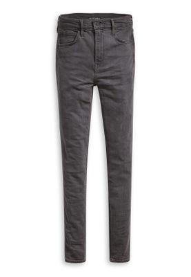 Levis Damen Jeans LINE 8 HIGH RISE SUPER SKINNY 29423-0007 Schwarz