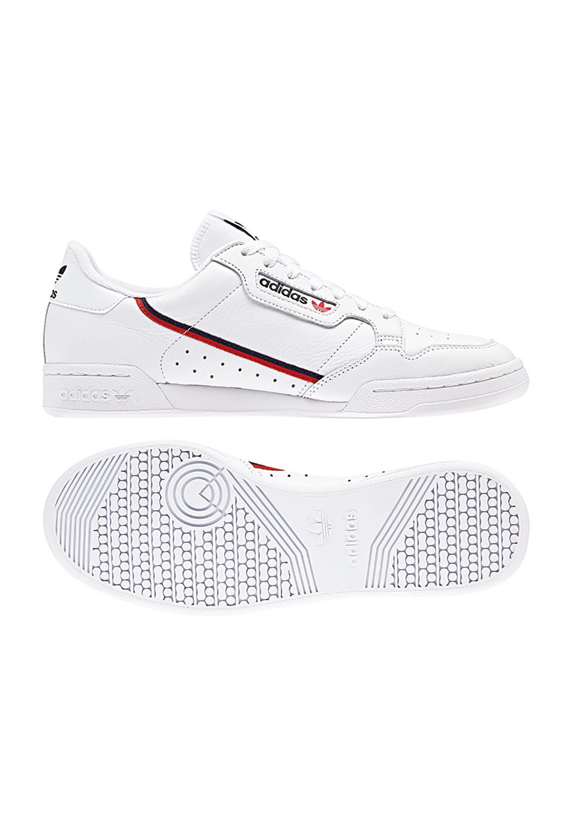 sports shoes 6f7f4 22fa0 adidas Originals Sneaker Continental 80 B41674 Weiß - rvolz.