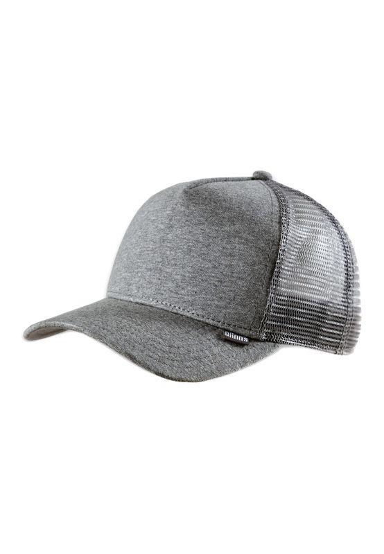 Djinns Trucker Cap CUT&SEW Grey Grau Ansicht