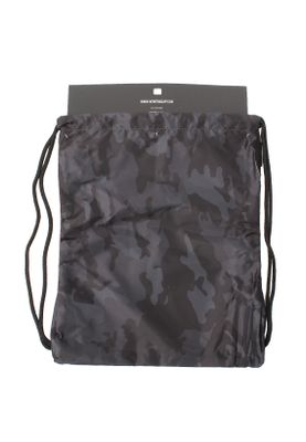 New Era Turnbeutel MLB GYM SACK New Era Schwarz Camouflage – Bild 1