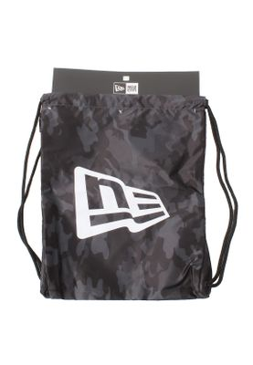 New Era Turnbeutel MLB GYM SACK New Era Schwarz Camouflage – Bild 0