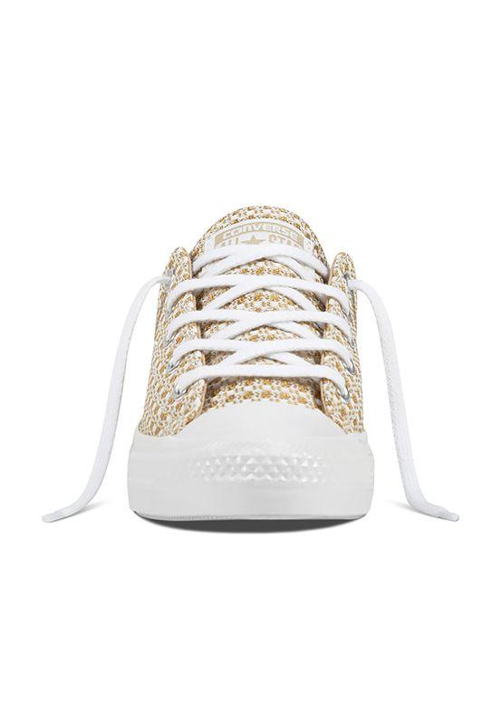 Converse Chucks CTAS GEMMA OX 555878C Rope White Mouse – Bild 2