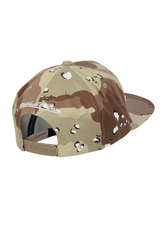 Mitchell & Ness Snapback Cap EU336 PINSCRIPT Desert Camouflage – Bild 1