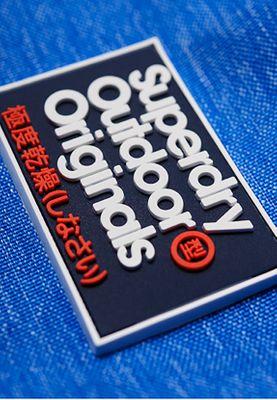 Superdry Rucksack BINDER MONTANA Blue Grit – Bild 3