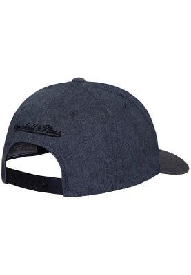 Mitchell & Ness Snapback Cap INTL121 TORONTO RAPTORS Grau – Bild 1