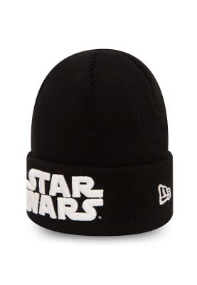 New Era GITD Character Knit Kinder Beanie STAR WARS Schwarz