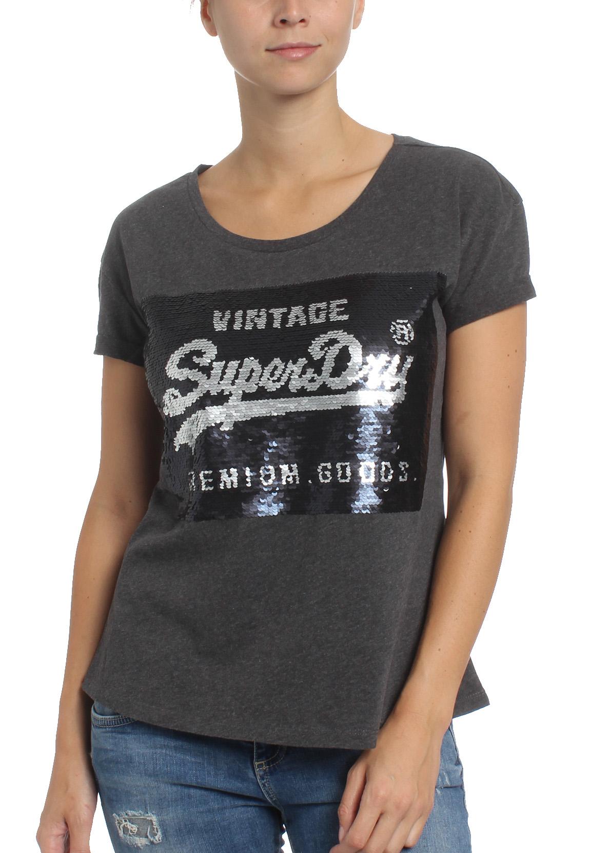 Superdry Shirt Shop Damen T-Shirt