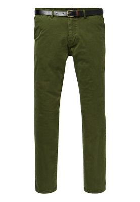 Scotch & Soda Chino Men STUART 145298 Pine 0548 Khaki