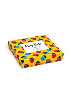 Happy Socks Babysocken KID FRUIT GIFT BOX XKID09-2000 Gelb – Bild 1