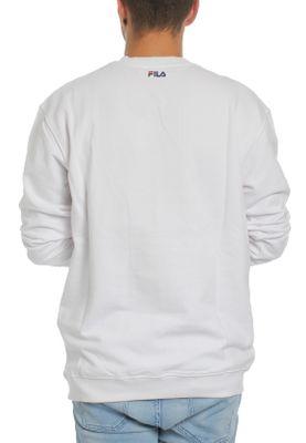 Fila Sweatshirt Herren URBAN LINE CLASSIC LOGO SWEAT 680431 M67 Bright White – Bild 1