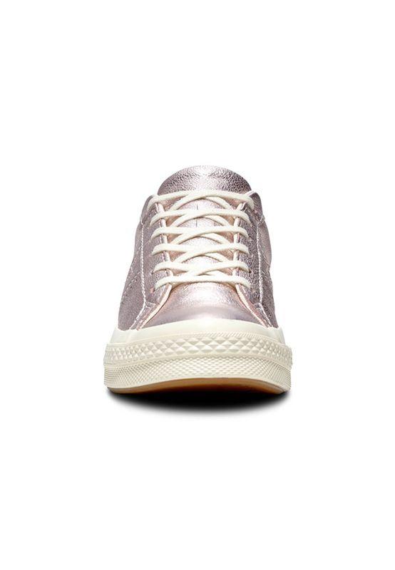 Converse Sneaker ONE STAR OX 161591C Rosa – Bild 2