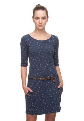 Ragwear Kleid Damen TANYA B 1821-20003 Indigo 2050