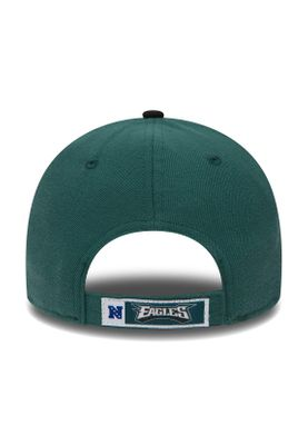 New Era The League 9Forty Adjustable Cap PHILADELPHIA EAGLES Grün Schwarz – Bild 1