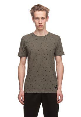 Ragwear Herren T-Shirt TAYLOR 1822-15005 Grün Olive 5031