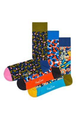 Happy Socks Geschenkbox WIZ KHALIFA GIFT BOX XWIZ08-6000 Navy – Bild 0