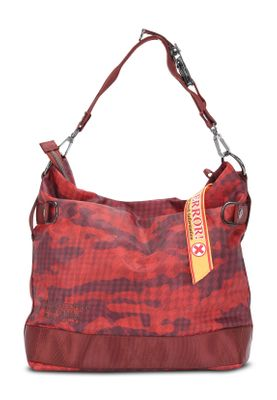George Gina & Lucy Tasche 100 PEACHES red camou 444 Rot – Bild 0