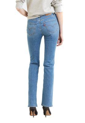 Levis Damen Jeans 724 HIGH RISE STRAIGHT 18883-0010 Hellblau – Bild 2