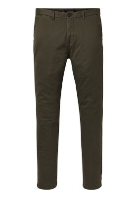 Scotch & Soda Chino Men MOTT 133439 Military 0360 Khaki