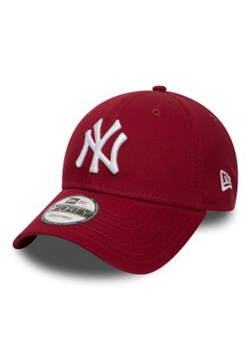 New Era Leag Esnl 9Forty Adjustable Cap NY YANKEES Rot