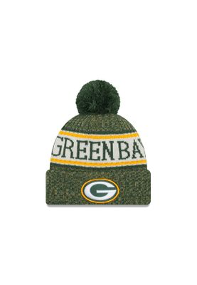 New Era ONF18 Sport Knit Bommelmütze GREEN BAY PACKERS Grün – Bild 0