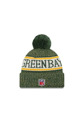 New Era ONF18 Sport Knit Bommelmütze GREEN BAY PACKERS Grün – Bild 1