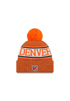 New Era ONF18 Sport Knit Bommelmütze DENVER BRONCOS Orange – Bild 1