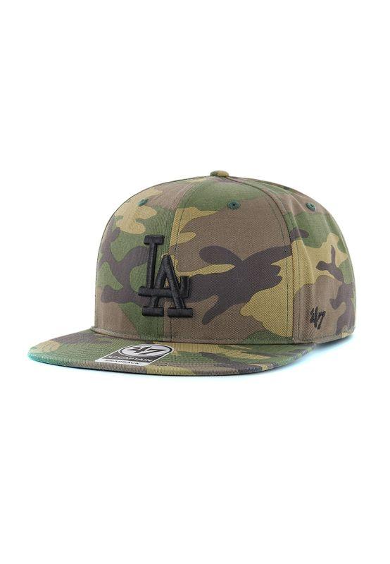 47 Brand Captain Snapback LA DODGERS GRVEC12CNP-CMA Camouflage – Bild 0