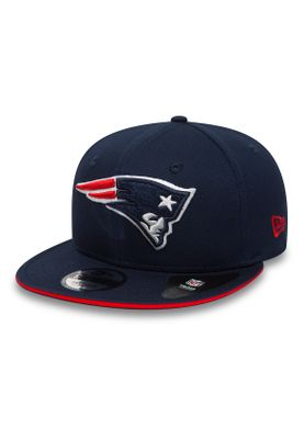 New Era Team Snap 9Fifty Snapback Cap NEW ENGLAND PATRIOTS Dunkelblau