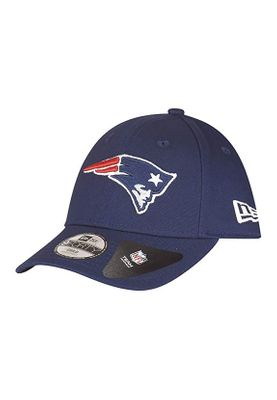 New Era Kids Essential 9Forty Adjustable Kinder Cap NEW ENGLAND PATRIOTS Dunkelblau