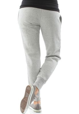 Converse Jogger Damen STAR CHEVRON EMB PANT 10008821 Vintage Grey Heather 035  – Bild 2