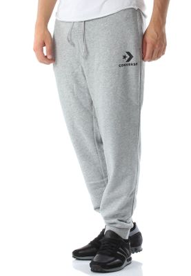 Converse Jogger Herren STAR CHEVRON JOGGER 10007883 Vintage Grey Heather 035 – Bild 0