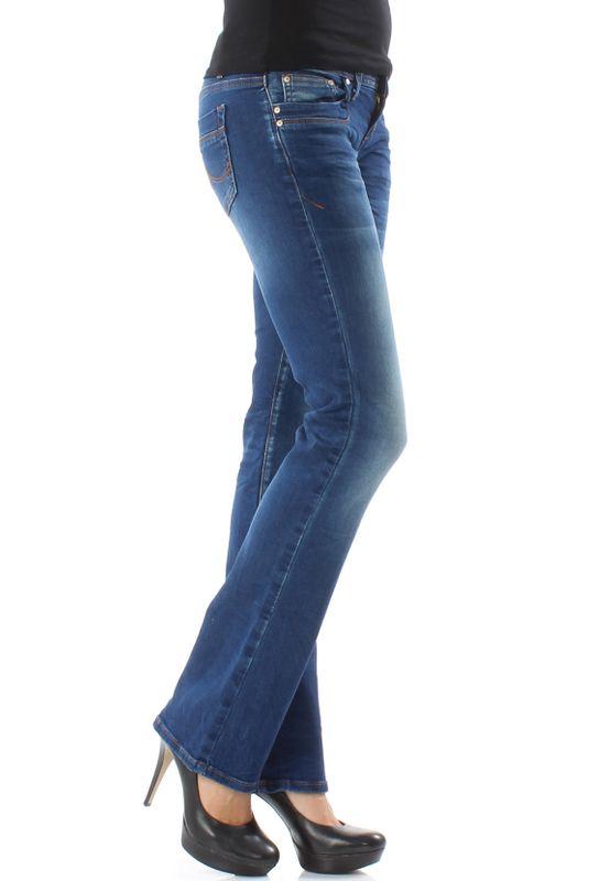 LTB Jeans Women VALERIE Heal Wash Dunkelblau – Bild 2