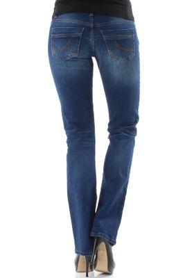 LTB Jeans Women VALERIE Heal Wash Dunkelblau – Bild 3
