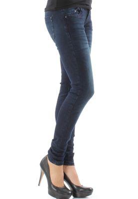 LTB Jeans Women JULITA X Hidella Wash Dunkelblau – Bild 2
