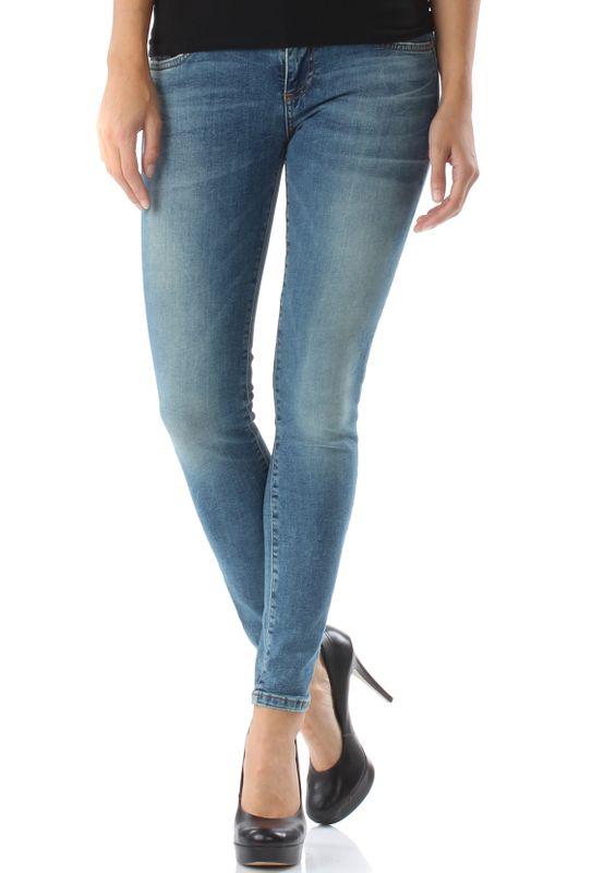 LTB Jeans Women MINA Henrietta Wash Hellblau Ansicht