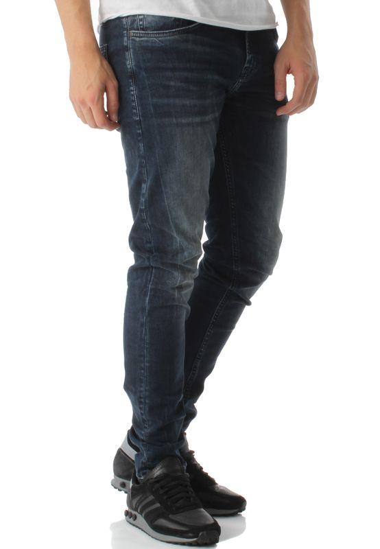 LTB Herren Jeans SMARTY Alpha Wash Dunkelblau – Bild 2