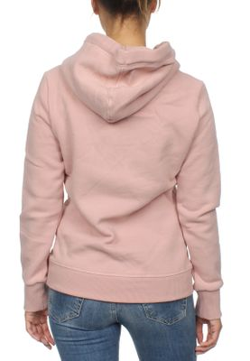 Superdry Damen Sweater ORANGE LABEL ELITE Copper Blush – Bild 1