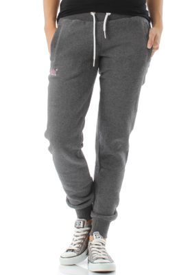 Superdry Jogger Damen ORANGE LABEL Foggy Charcoal Marl – Bild 0