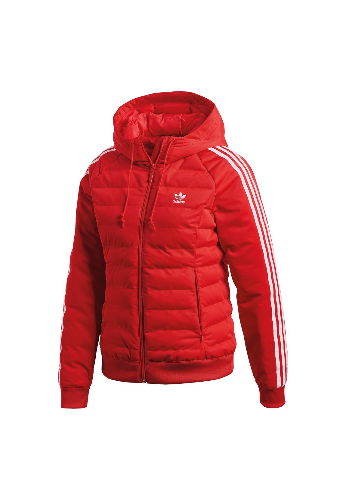 c6c629869160 ... Adidas Jacke Damen SLIM JACKET DH4585 Rot wholesale dealer 783ae 63af5  ...