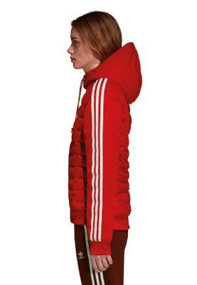Adidas Jacke Damen SLIM JACKET DH4585 Rot – Bild 2